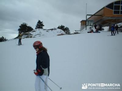 squí Baqueira - Aprende a esquiar; viajes en octubre; viajes alternativos baratos